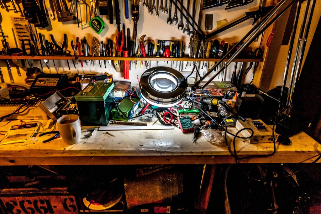 Things you must have in your workshop
