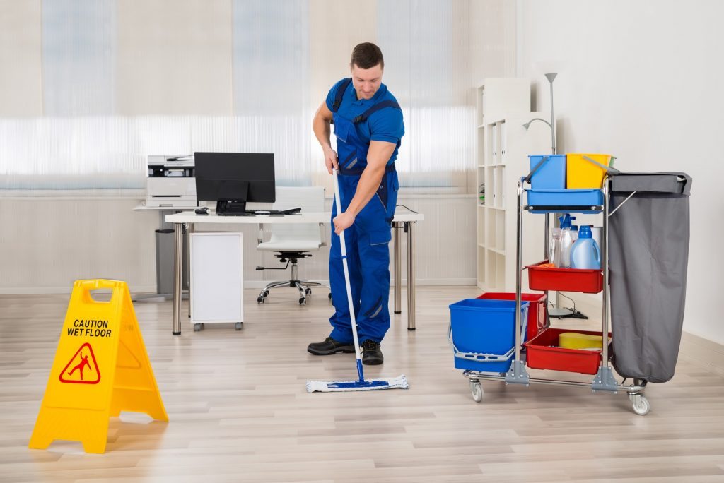 Why Should You Hire an Office Cleaning Service?