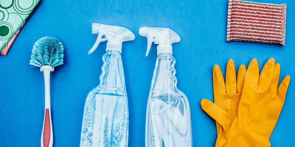 Got a busy routine? Follow these cleaning tips!