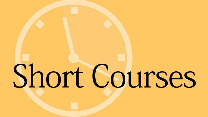 Why are short courses your next stop for a brighter future?