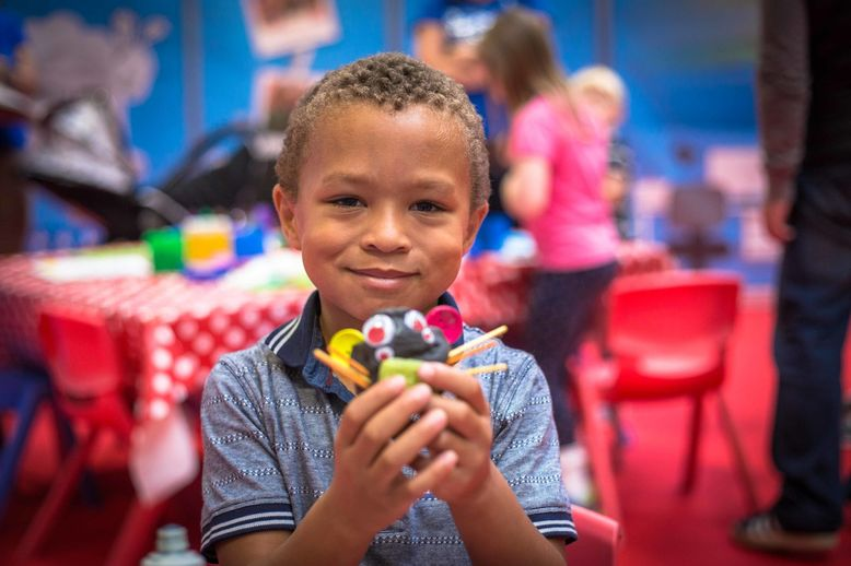 How do creative and fun activities benefit your child?